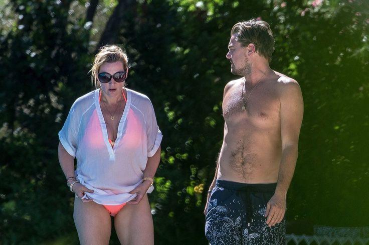 [PICS] Kate Winslet And Leonardo DiCaprio Take Romantic Vacation