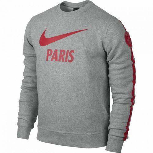 Pour acheter votre Nike - Sweat Psg Core Crew - Ref. 629724-063 pas cher et au meilleur prix : Rueducommerce, c'est le spécialiste du Nike - Sweat Psg Core Crew - Ref. 629724-063 avec du choix et le service.