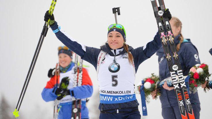 Dorothea Wierer - International Biathlon Union - IBU