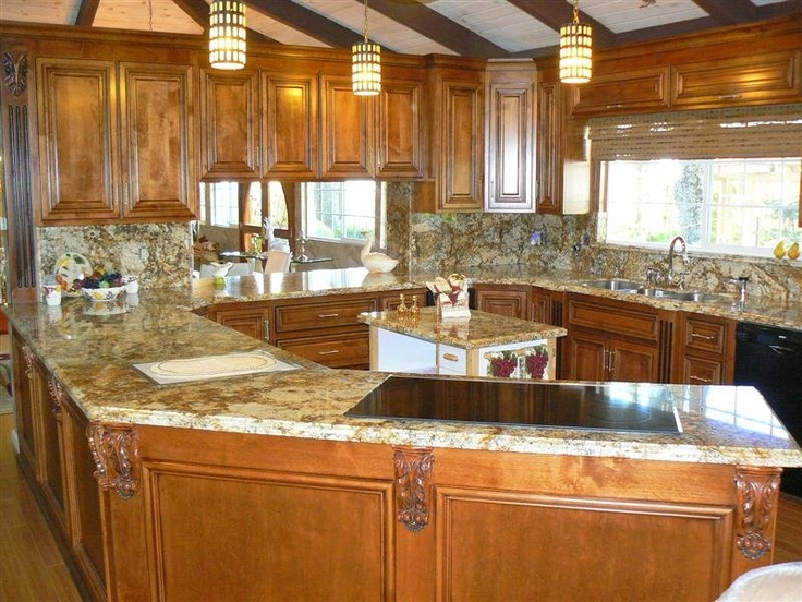 19 Best Cool Kitchen Countertops Images On Pinterest Kitchen Ideas Kitchens And Granite
