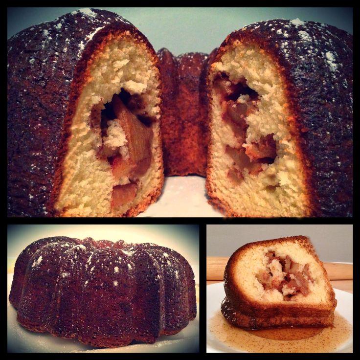 Rum Apple Cake | Simply Bliss Cakes | Pinterest