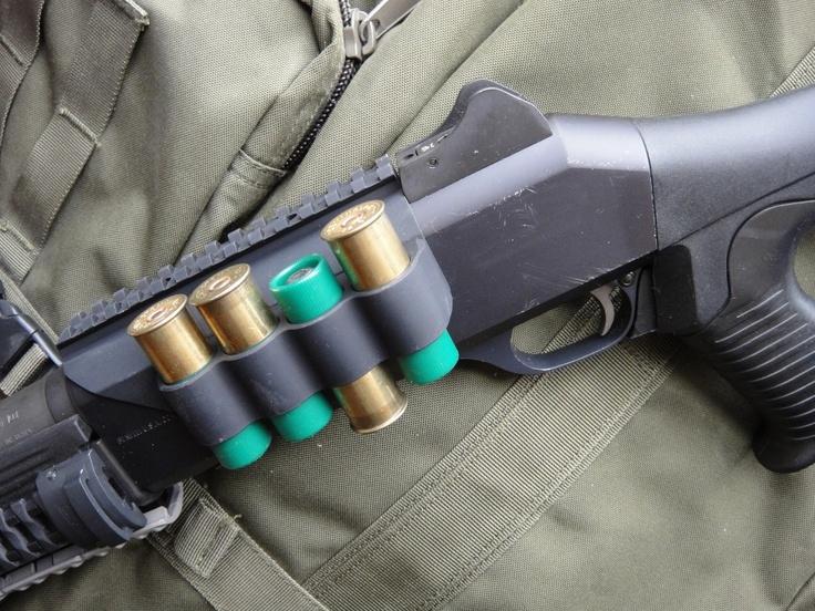 Mesa Tactical M4 Side Saddle