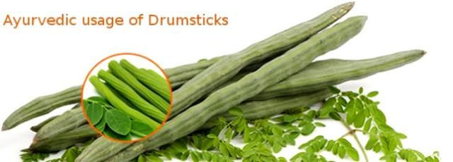 Drumstick tree, leaves, seeds health benefits and recipes in Ayurveda