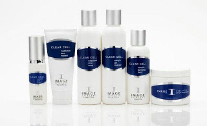 Producten voor de behandeling van acne en de vettige huid