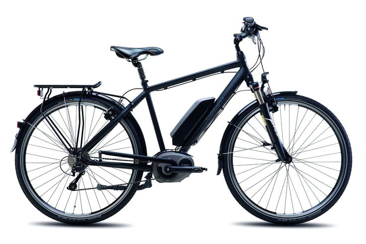 Steppenwolf - Transterra M.E1 Electric Bicycle