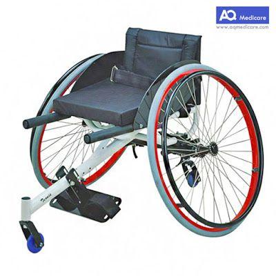 AQ Medicare: Manual Wheelchair