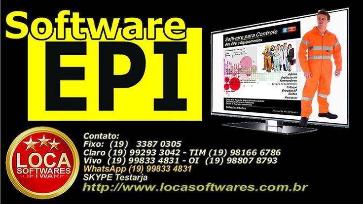 sistema controle de EPI equipamentos de segurança