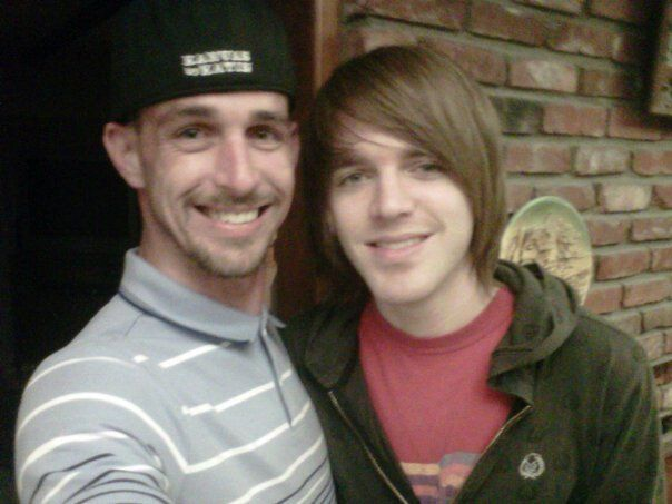 Photo of Shane Dawson & his  Brother  Jacob Yaw