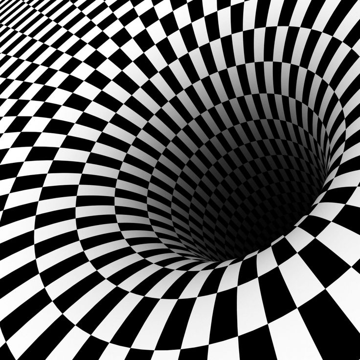 optical illusions illusion op 3d brain pattern vortex google patterns moving prints bw wall spirale holes optik negro guardado desde