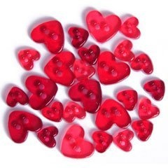 Impex Asstd Transparent Mini Buttons for Crafts Hearts Red 1.5gms by Impex Trimits, http://www.amazon.co.uk/dp/B0089DRSXW/ref=cm_sw_r_pi_dp_X2-crb11EV9R9