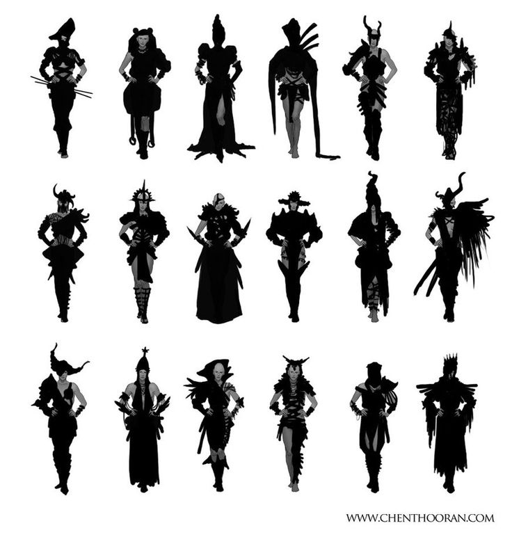 Priestess Thumbnails by mythrilgolem1