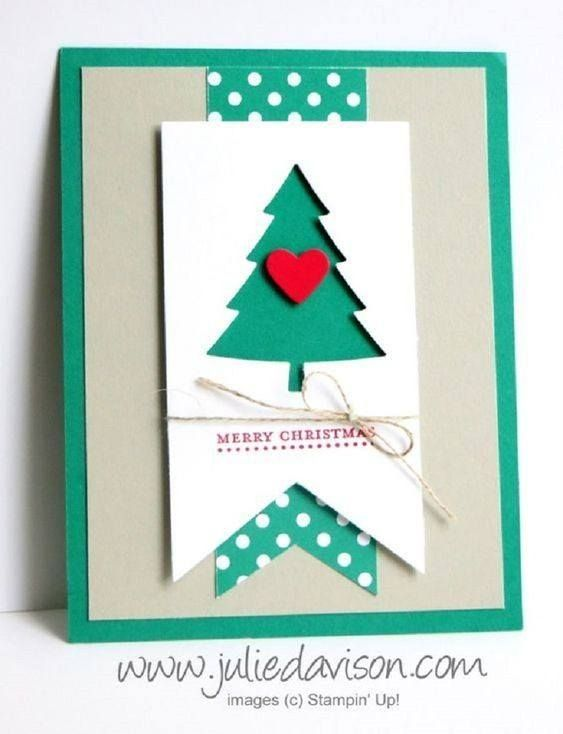 50 Diy Christmas Card Ideas You Ll Want To Send This Season Gift Ideas Corner Diy Christmas Cards Christmas Cards Handmade Homemade Christmas Cards
