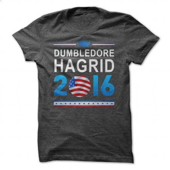 Dumbledore Hagrid 2016 Election Shirt - #cool hoodies #womens hoodies. SIMILAR ITEMS => https://www.sunfrog.com/Funny/Dumbledore-Hagrid-2016-Election-Shirt.html?60505