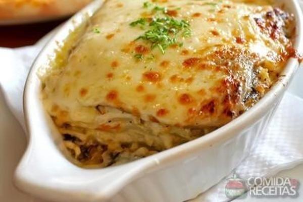 Receita de Lasanha de berinjela em receitas de massas, veja essa e outras receitas aqui!