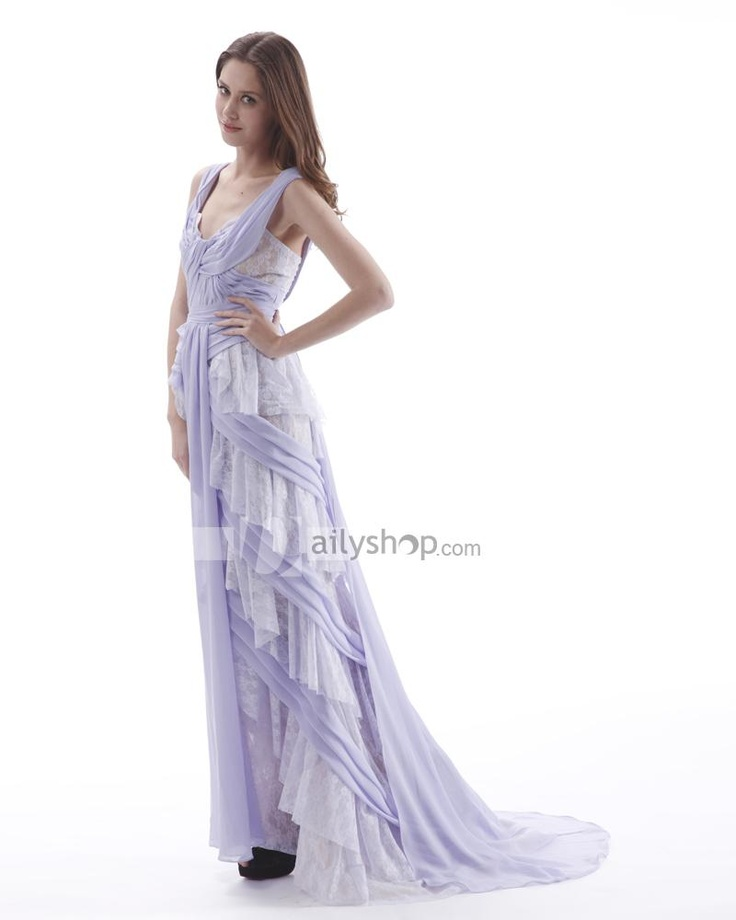 Mimick of Mila Kunis' 2011 Oscar dress. So beautiful ugh.