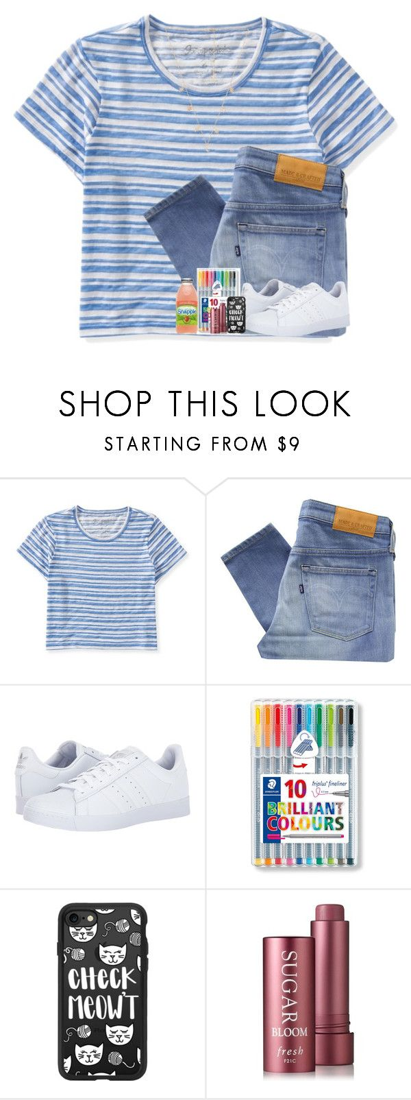 """""""I'm so bored :/"""" by brynnss ❤ liked on Polyvore featuring Aéropostale, Levi's Made & Crafted, adidas, Casetify and Child Of Wild"""