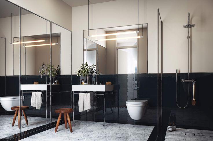 Bathroom, Uppsala, Sweden, Stockholm
