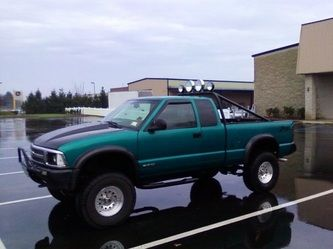 Gary's 96 #Chevy #S10 #ZR2