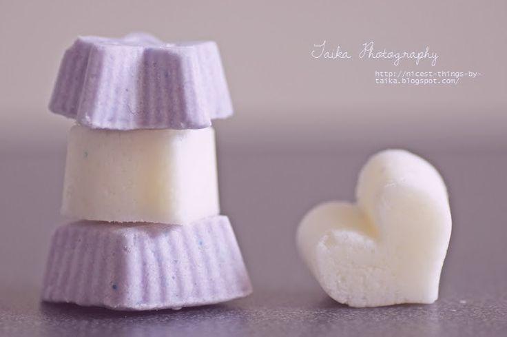 Nicest Things - Food, Interior, DIY: DIY: Badepralinen