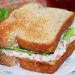 Filipino Style Chicken Sandwich Spread Recipe
