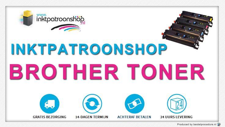Brother toner | Multipack | Inktpatroonshop.nl