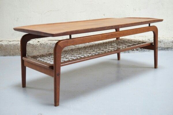 """Danish mobler . mobilier """"mad man"""" Emiellabroc http://emiellabroc-vintage.overblog.com/2014/02/table-basse-scandinave-de-salon-danois-teck-design-ann%C3%A9es-50-60-70-corde-vintage-danish-mobler-mad-men-d%C3%A9coration-d%E2%80%99int%C3%A9rieur-d"""