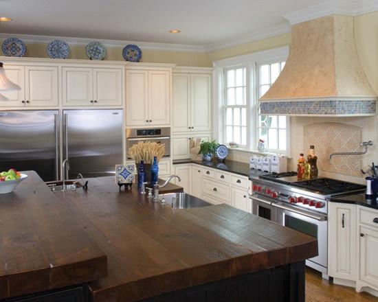 Colonial revival kitchen joy studio design gallery for Colonial revival kitchen design