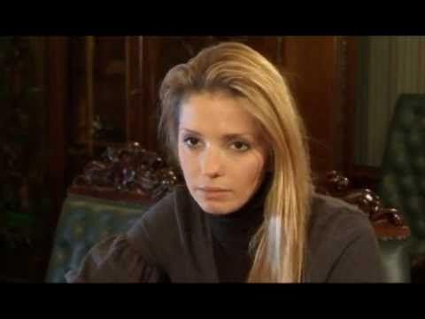 Yulia Tymoshenko's daughter speaks out: Yevhenia Tymoshenko explains Ukrainian regime's abuse.