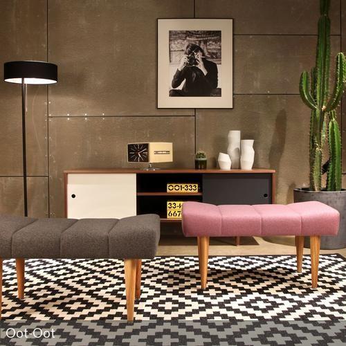25+ best ideas about sitzbank gepolstert on pinterest | futon ... - Wohnzimmer Im Retro Look