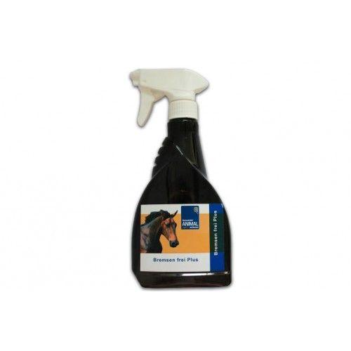 Paardenshop Bremsen Frei Plus beeinflusst langanhaltend und zuverlässig den Körpergeruch des Pferdes so dass es vor Fliegen und anderen fliegenden Insekten schützt (vorbeugt). Zusammensetzung Lösung von natürlichen ätherischen Olen, wie Zedernholzöl, Eukalyptusöl und mit Pflanzenextrakten und Baumharz.