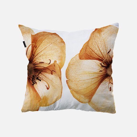 Outside cushions - Clinton Friedman - Copper Dias Cushion Cover