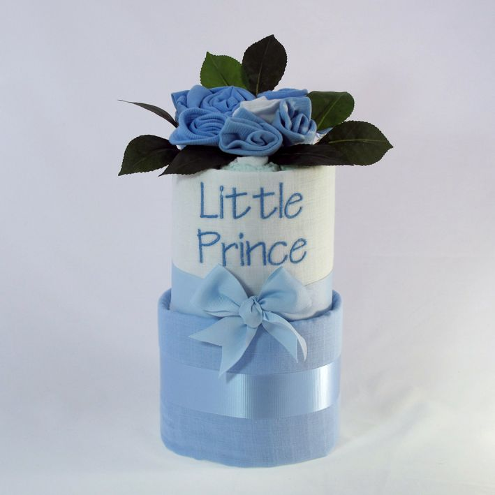36 best corporate baby gift hampers images on pinterest baby boys little prince nappy cake baby nappy cakescake babypersonalised baby giftsbaby negle Images