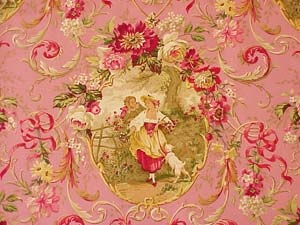 Best Country French Graphics Images On Pinterest Country - Country french fabric