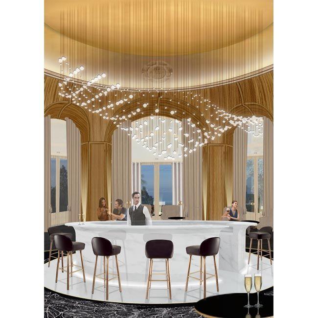 Agence François Champsaur - Architecture d'Intérieur, Décoration, Mobilier Contemporain - Paris - France