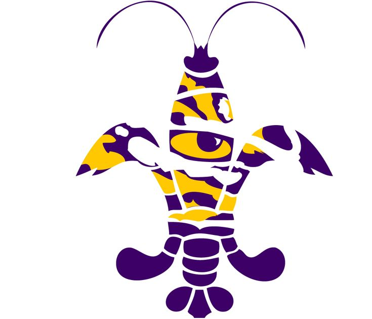 126 best lsu and saints logos images on pinterest lsu tigers rh pinterest com lsu clipart lsu clipart free