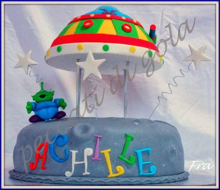 108 migliori immagini torte decorate su pinterest torta - Torte salate decorate ...