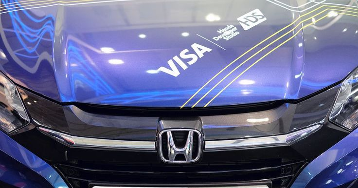 Imagine a world were you don't need to stand at the pump any longer than you have to or keep running back to fill the parking meter with quarters! Honda and Visa are working to make that and much more possible. Click below to read more!