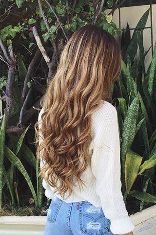 Highlights Long Hair inspo on @cath_belle <3
