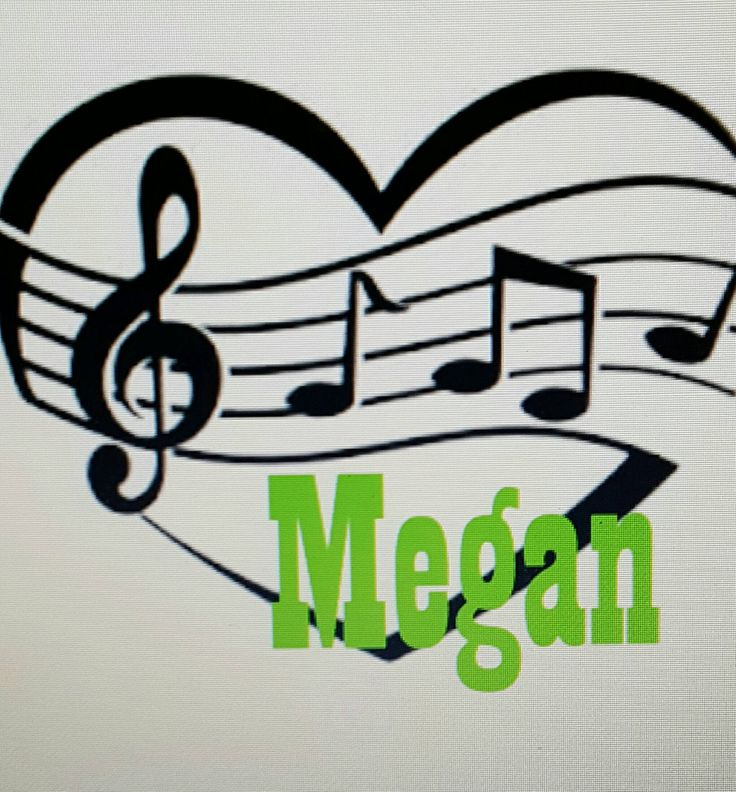 Music heart vinyl decal yeti decal yeti cooler decal rtic decal cooler