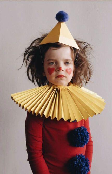 Op een echt circusfeestje kan clown Chico niet ontbreken! #circus #party #kids #outifit