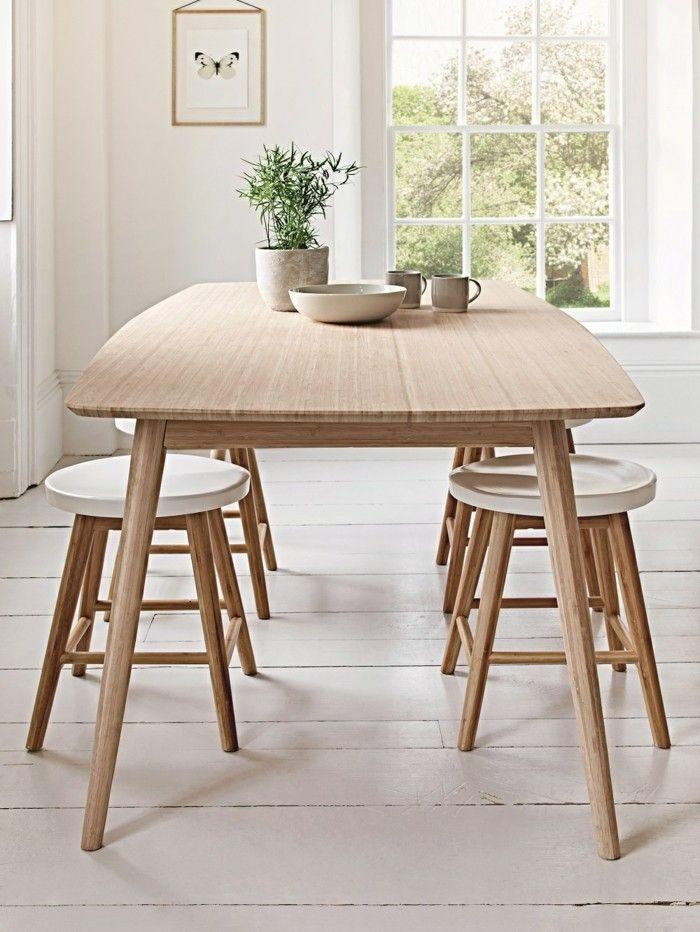 Skandinavisches Design im Esszimmer   50 inspirierende ...