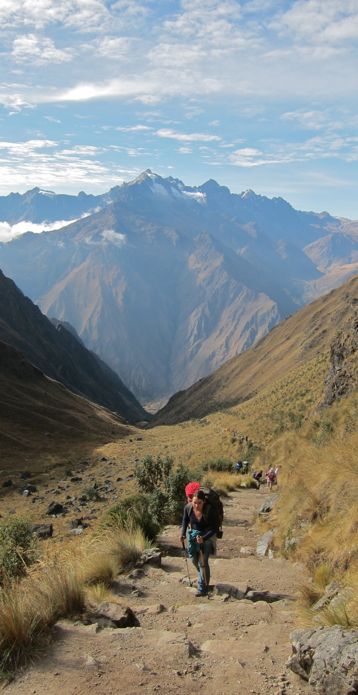 The Inka Trail - Peru    © Mark Seabridge 2010  repined by www.inka-trail.eu #Inka-Trail #Reise