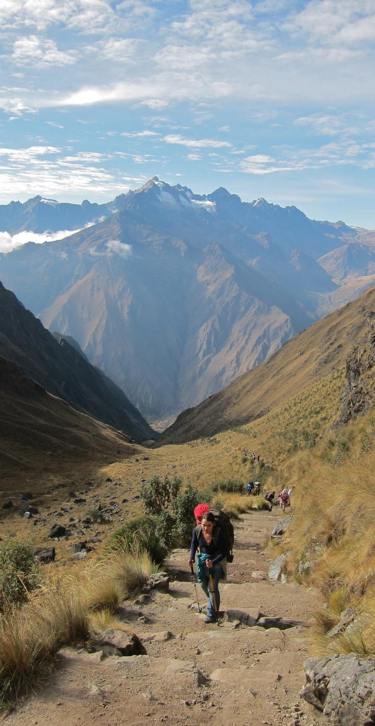 The Inka Trail - Peru    © Mark Seabridge 2010  repined by www.inka-trail.eu #Inka-Trail #Reise