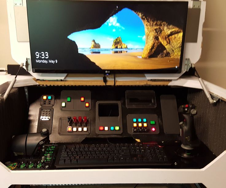 Ctrl Desk for Space Simulators and Beyond