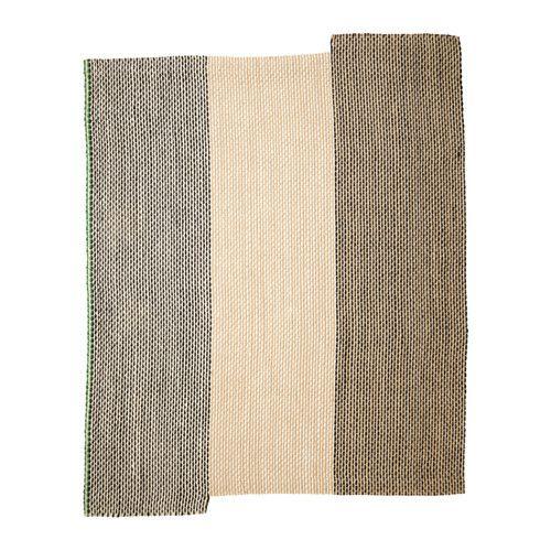 IKEA - SATTRUP, Teppich flach gewebt, Besonders robust und haltbar, gefertigt aus Sisal, einer Naturfaser aus Agaven.Lässt sich dank der glatten Oberfläche leicht staubsaugen.