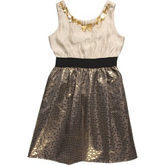 US ANGELS CIRCLE SKIRT DRESS (BIG KIDS)