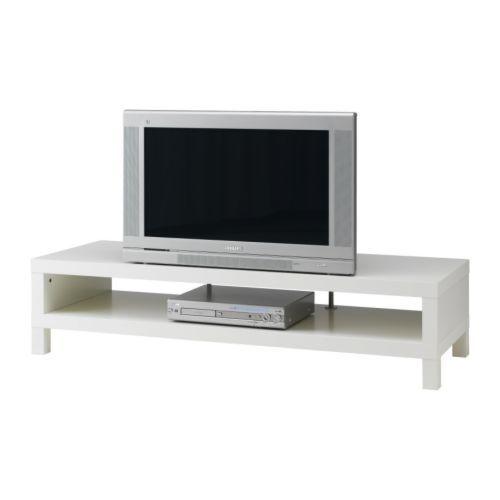LACK Tv-meubel - wit - IKEA