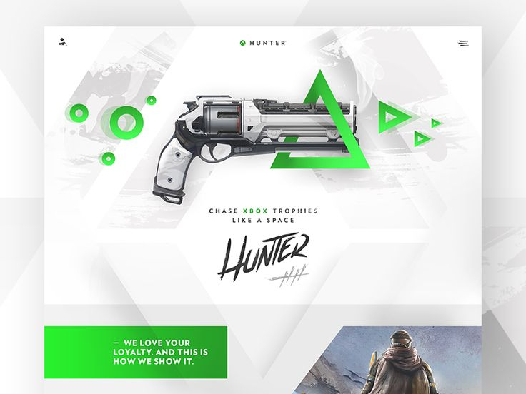 X(box) Hunter - Preview  by Steve Fraschini