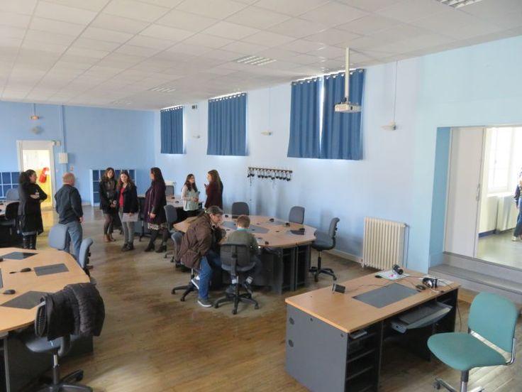 La salle multimédia pour les langues ...