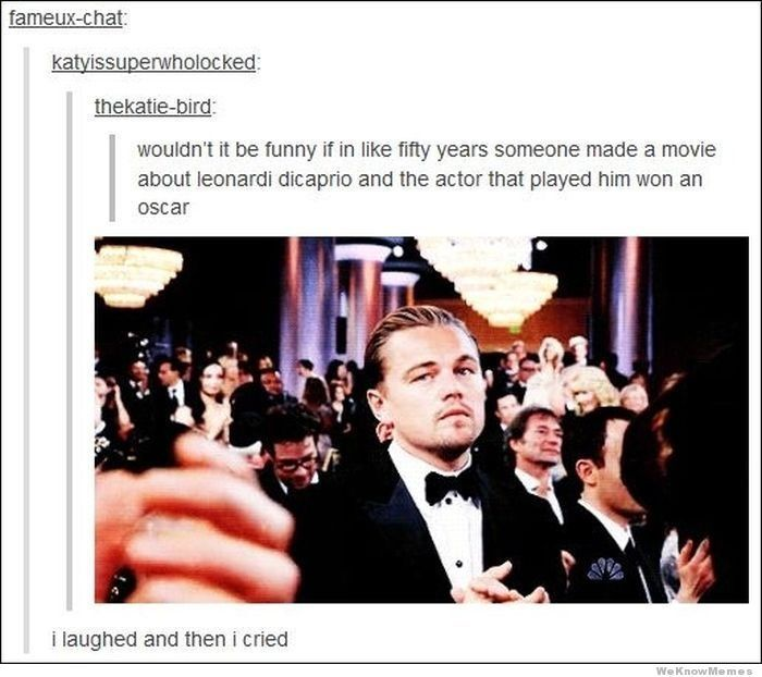 The 10 Best Leonardo DiCaprio Oscar Memes - CLICK TO SEE MORE!